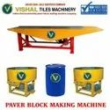 Block Paving Machine