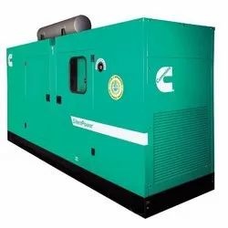 Generator Hire On Monthly Basis