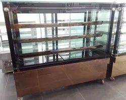 SWEETS DISPLAY COUNTER AIR COOLING