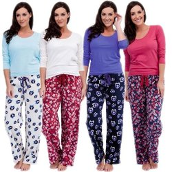 GGCARBI Short Length Ladies Pyjama Set Nightwear, M-L-XL
