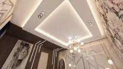 Designer Pop Ceiling Pop Ceiling Work Service Provider From Ghaziabad