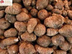 A Grade Tamil Nadu Fresh Taro Root (Colocasia, Arbi)