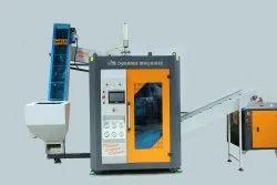 2700 BPH 2 Cavity Semi Automatic Pharma Bottle Machine