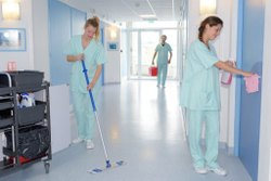 Hospital Cleaning Services, in Local