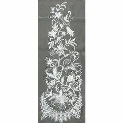 Machine & Hand Embroidered Lehenga Kali
