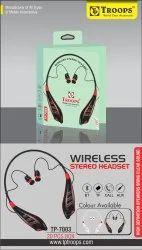 TP Troops Wireless Stereo 740t 7003  (Box -20 )  Earphone
