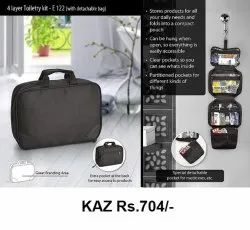 E122 4 Layer Toiletry Kit