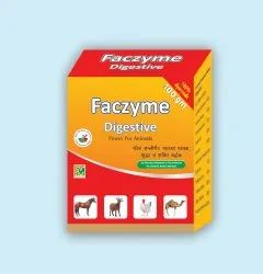 Enzymes Herbal Digestive Powder For Animal, Facmed pharmaceuticals, Non prescription