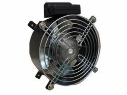 Motor Cooling Fan With Cover