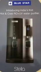 Black Blue Star Stella Water Purifier, Capacity: 7.1 L to 14L, Storage Capacity: 8 Ltr