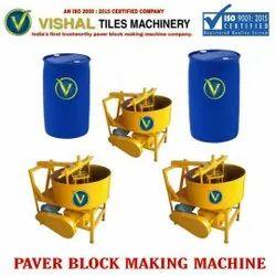 Designer Paver Block Making Machine