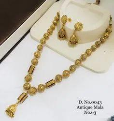 Wedding Necklace Traditional Antique Mala