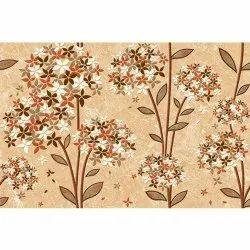 Flower Design Digital Wall Tile