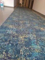 Designer Synthetic Nylon Printed Carpet