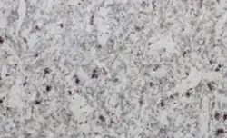 Polished Gray Granite Marble Slab, For Flooring, Thickness: 20mm