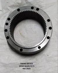 SWING DEVICE (RING GEAR) PC71