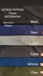 4 Way Lycra Fabric 200gsm