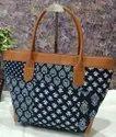 Ikkat Tote Bags