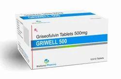Wellona Pharma Griseofulvin Tablet, Prescription