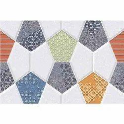 Italica .panch Glossy Finish Digital Wall Tiles