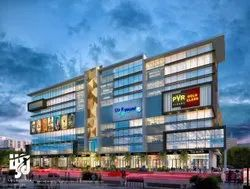 Commercial Exterior Designing Services