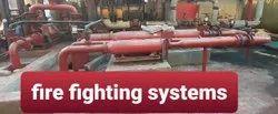 Mild Steel Fire Fighting System AMC Service