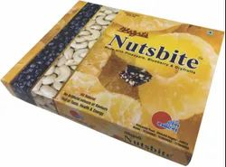 Nutsbite, Blueberry (made From Dried Blueberry, Cashewnuts & Almonds)