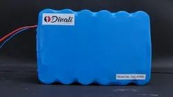 Dinali Rechargeable Lithium Battery, Capacity: 30 Ah