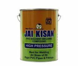5 L Jai Kisan High Pressure PVC Solvent Welding Compound