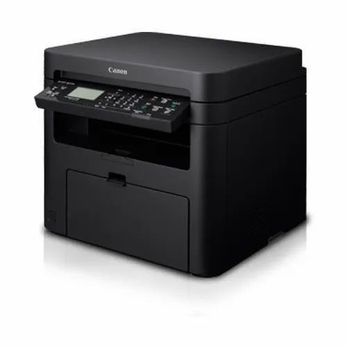 Black & White Canon Multifunction Printer, Supported Paper Size: A4