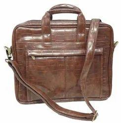 LINVILA Unisex Soft Leather Bag