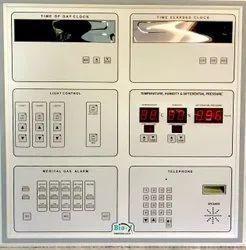 OT Control Panel - Light Control, Temp