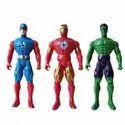 Marvel Super Heroes Plastic Toy