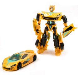 Transformer Robot Car Plastic Toy