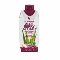Cranberry Apple 330ml Forever Aloe Berry Nectar, Packaging Type: Bottle