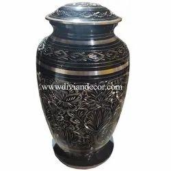 Beautiful Brass Urns
