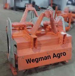 Weg 5 3 feet Wegman Agro Reverse Forward Rotavator, 4feet, 18