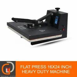 Sublimation Heat Press Machine (16x24 Inch)