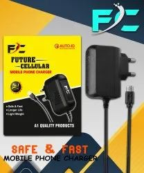 Ampere: 1 Amp FC Mobile 1A Travel Charger, Future Cellular