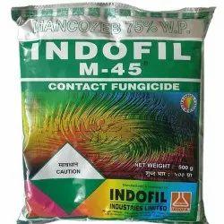Indofil M45 Contact Fungicides, Mancozeb 75% Wp, 500gm