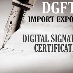 Emudhra DGFT Digital Signature Certificate