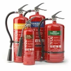 Stored Pressure Powder Type Fire Extinguisher, For Office, Capacity: 9 Kg