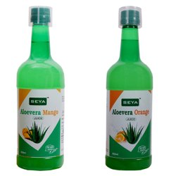 Aloe Vera Mango Orange Juice
