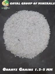 Quartzite Based Grains (2-4 mm), Packaging Type: Bags