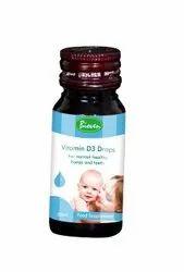 Vitamin D3 Drops, 30 Ml