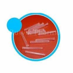 62 mm Transparent Dropper Stick