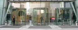 Glass Revolving Doors