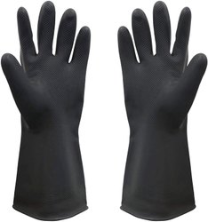 Victor Plus Rubber Hand Gloves