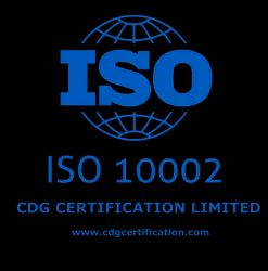 ISO 10002 2018 Certification Services in India