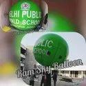 Advertising Balloon Delhi Public School